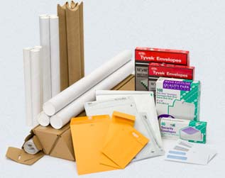Bubble Mailers, Poly Mailers, Stayflat Mailers, and Mailing Tubes